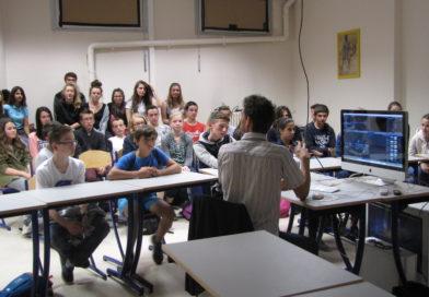 Ateliers vidéo et forum des métiers du cinéma en Saône-et-Loire