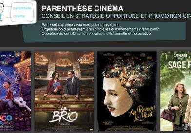 Parenthèse Cinéma
